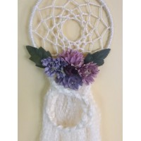 Natural Jute Dreamcatcher