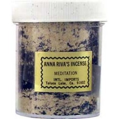 Anna Riva Meditation Incense Powder